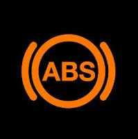 Le voyant d'alerte de l'ABS est allumé