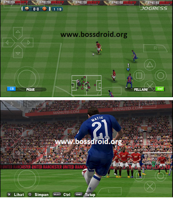 Download Game PES Jogress V2 2017 PPSSPP PSP ISO
