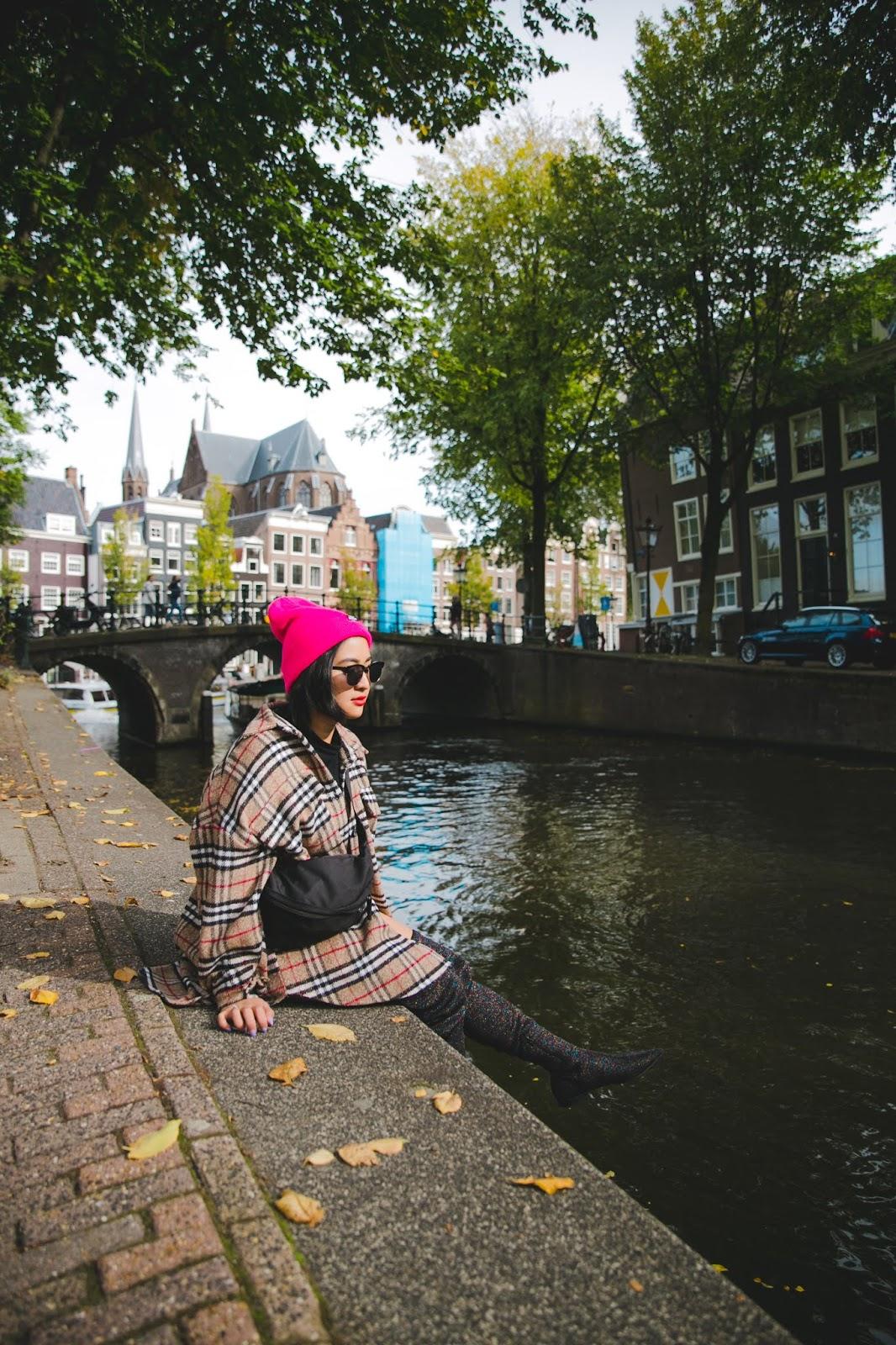 Strolls in Amsterdam