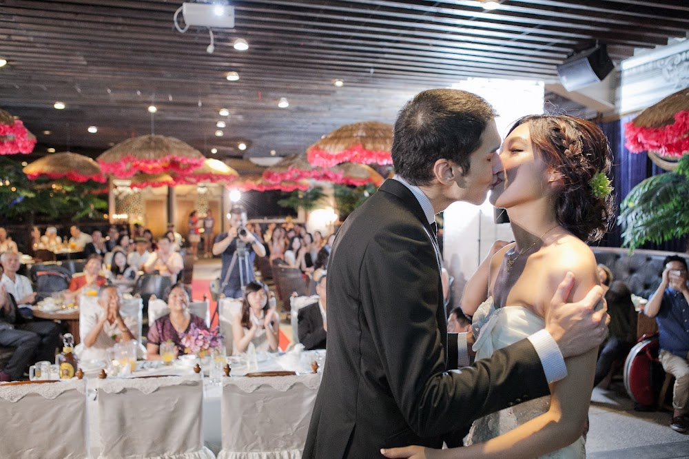 雙機婚禮錄影拍照婚禮攝影推薦價格攝影推薦價格流程價錢台北注意