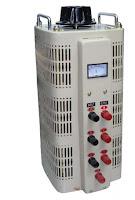 Variador de tensión Trifásico. 15000W Entrada; 220/380VAC. Salida; 0…480VAC