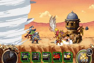 Kingdom Wars untuk Android