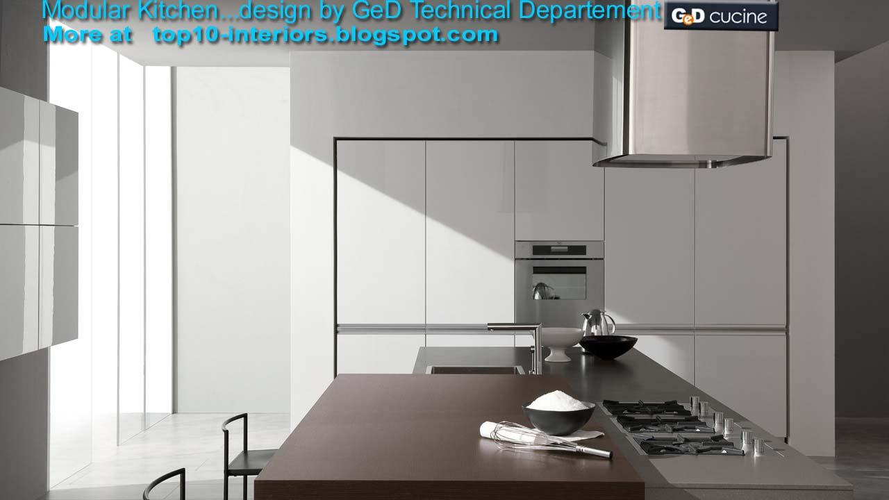 top 10 interiors top10 modular kitchen part5 10photos