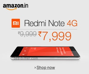 Mi Redmi Note 4G Mobile