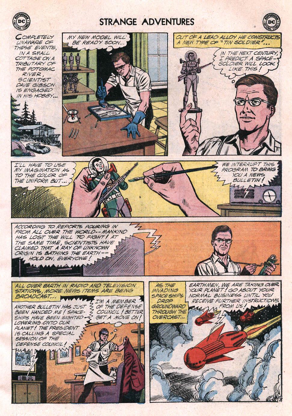 Strange Adventures (1950) issue 137 - Page 5