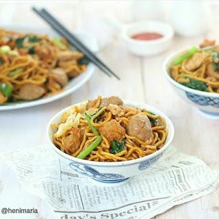 Ide Resep Masak Mie Goreng ala Resto Chinese