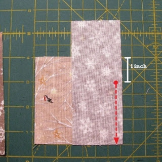 celtic twist block tutorial pic 2