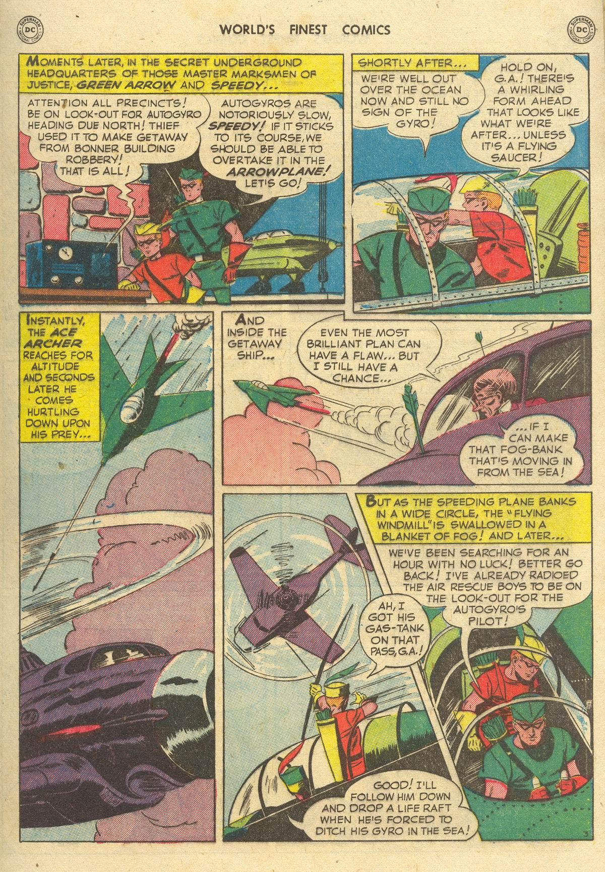 Read online World's Finest Comics comic -  Issue #51 - 19