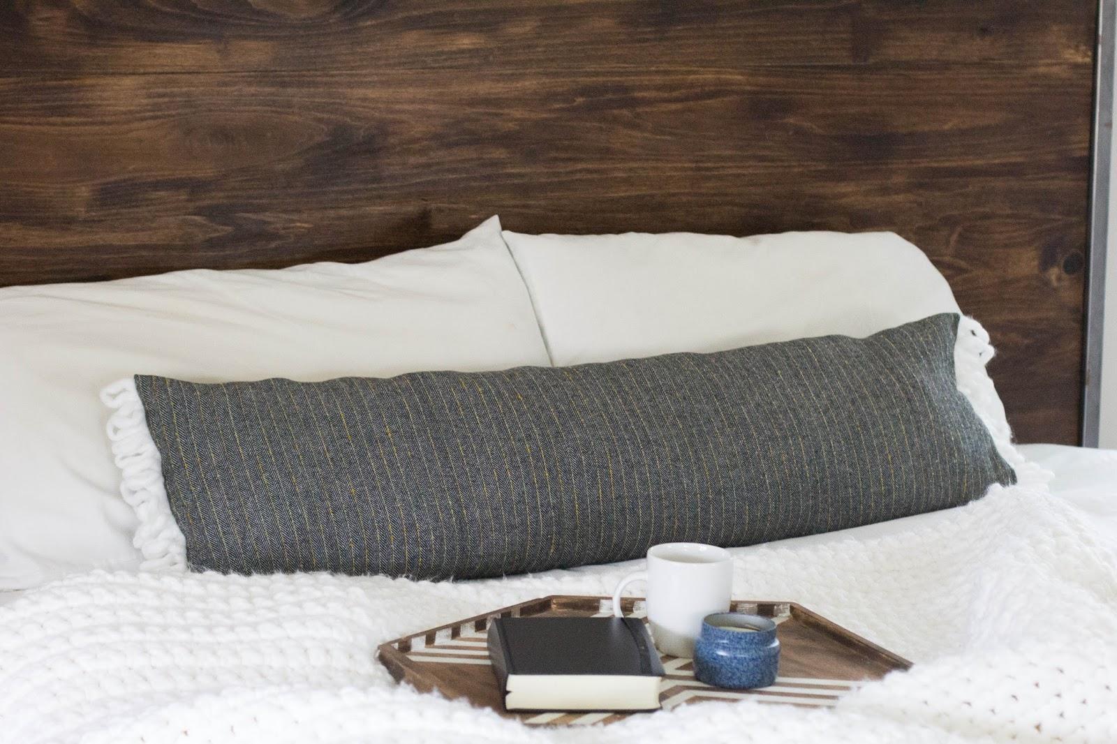 Extra Long Lumbar Pillow Diy
