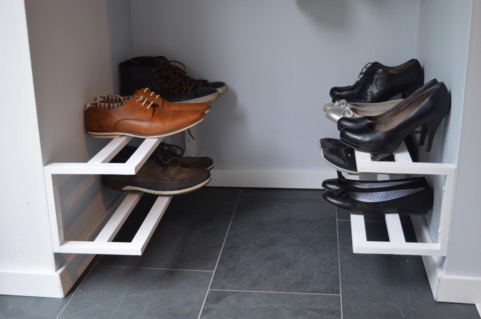 heim elich schuhregale. Black Bedroom Furniture Sets. Home Design Ideas