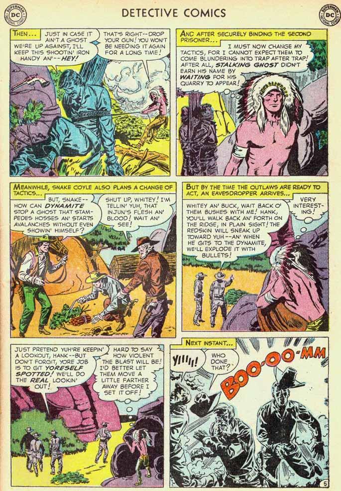 Read online Detective Comics (1937) comic -  Issue #174 - 43