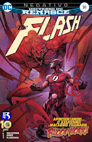 DC Renascimento: Flash #30