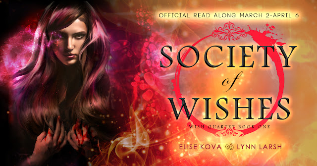 Society of Wishes Read Along banner
