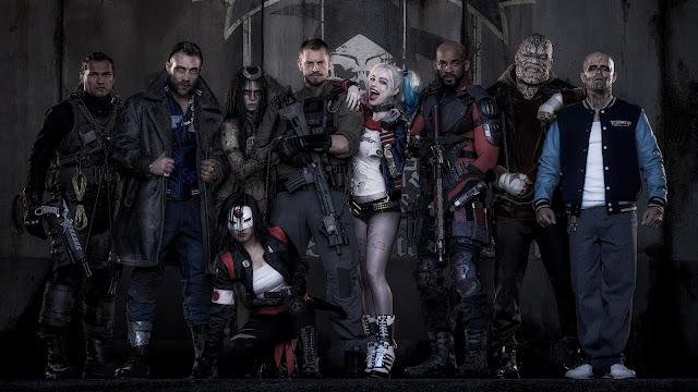 Suicide Squad promotional image