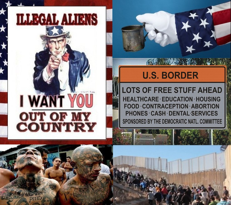immigration, illegal, aliens,