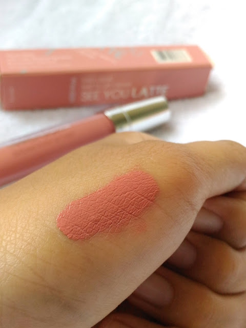 [Review] Wardah Exclusive Matte Lip Cream See You Latte dan Oh So Nude!