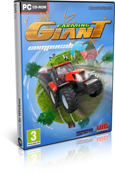 Farming Giant PC Full
