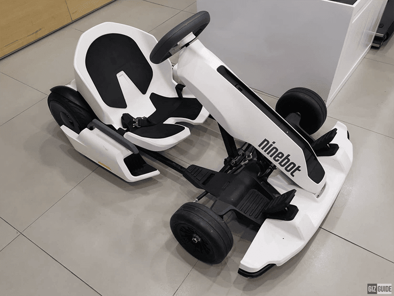 Xiaomi Ninebot Go Kart is now available in the Philippines