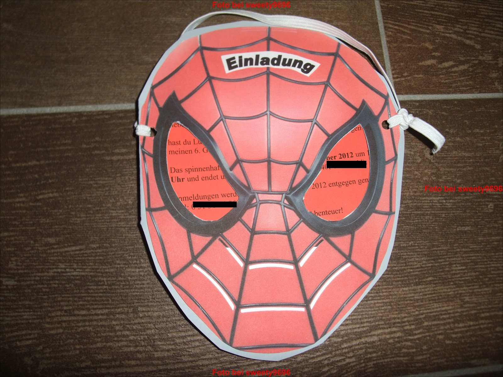 Schön Kindergeburtstag Mottoparty: Spiderman