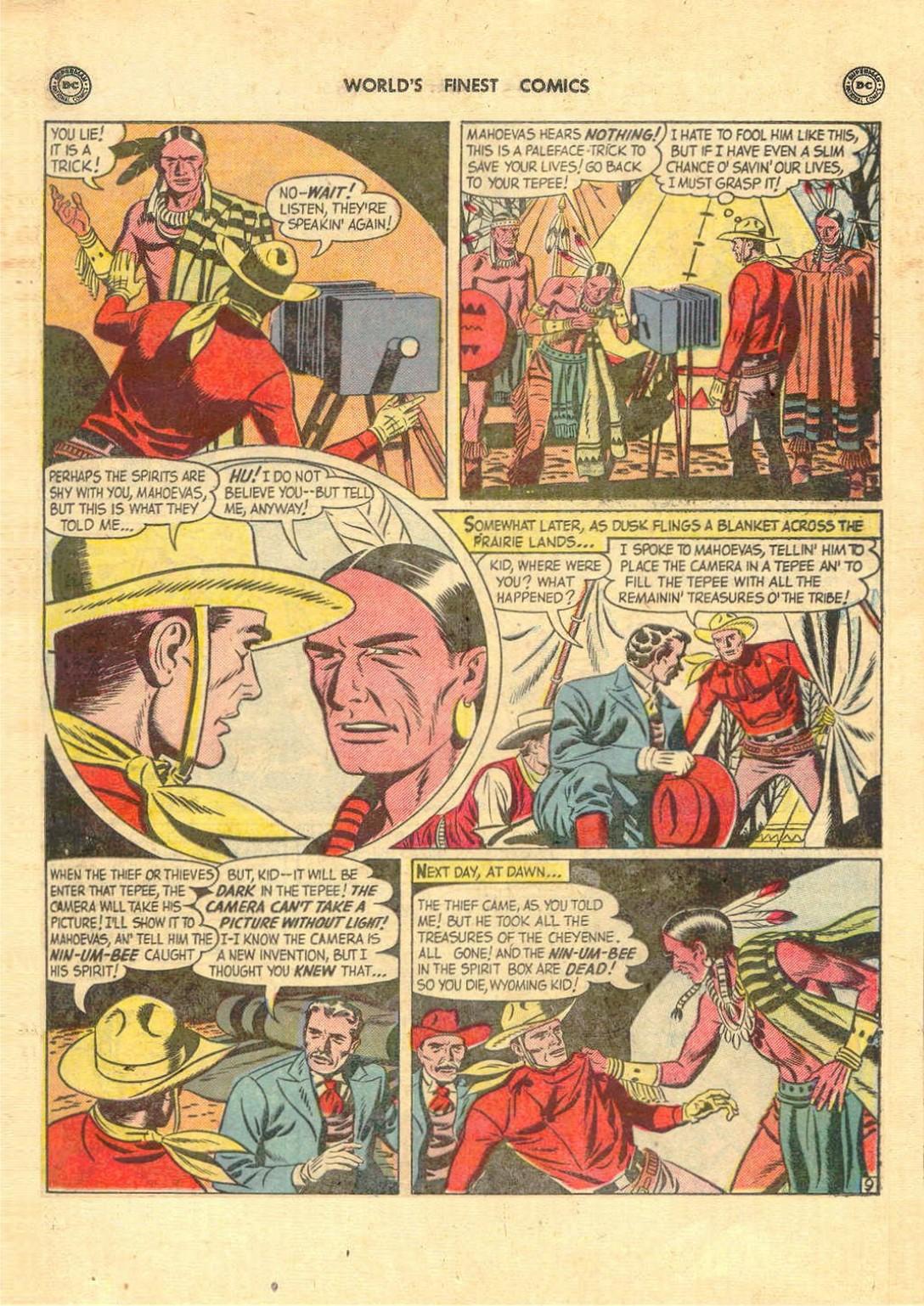 Read online World's Finest Comics comic -  Issue #52 - 23