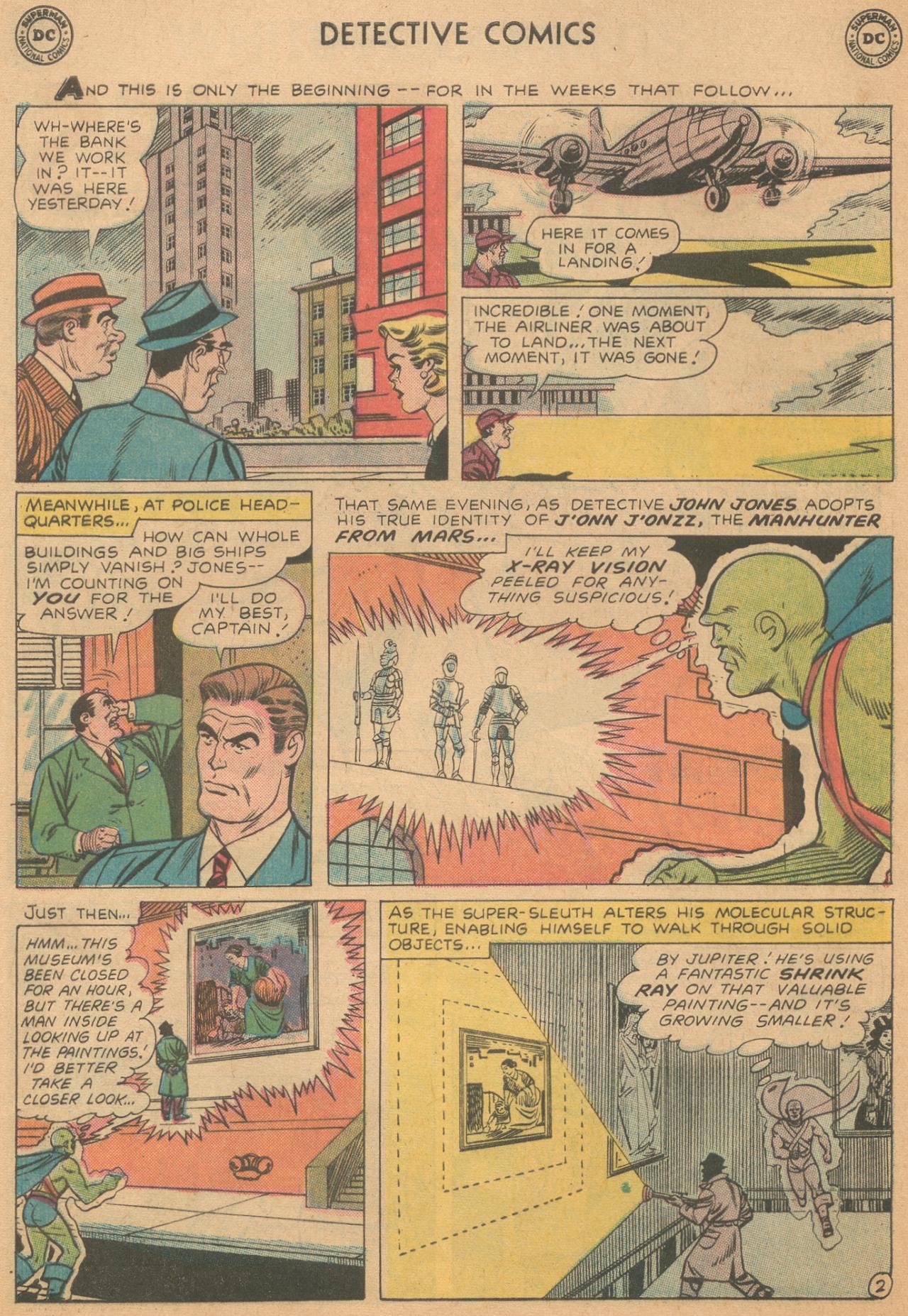 Read online Detective Comics (1937) comic -  Issue #261 - 28