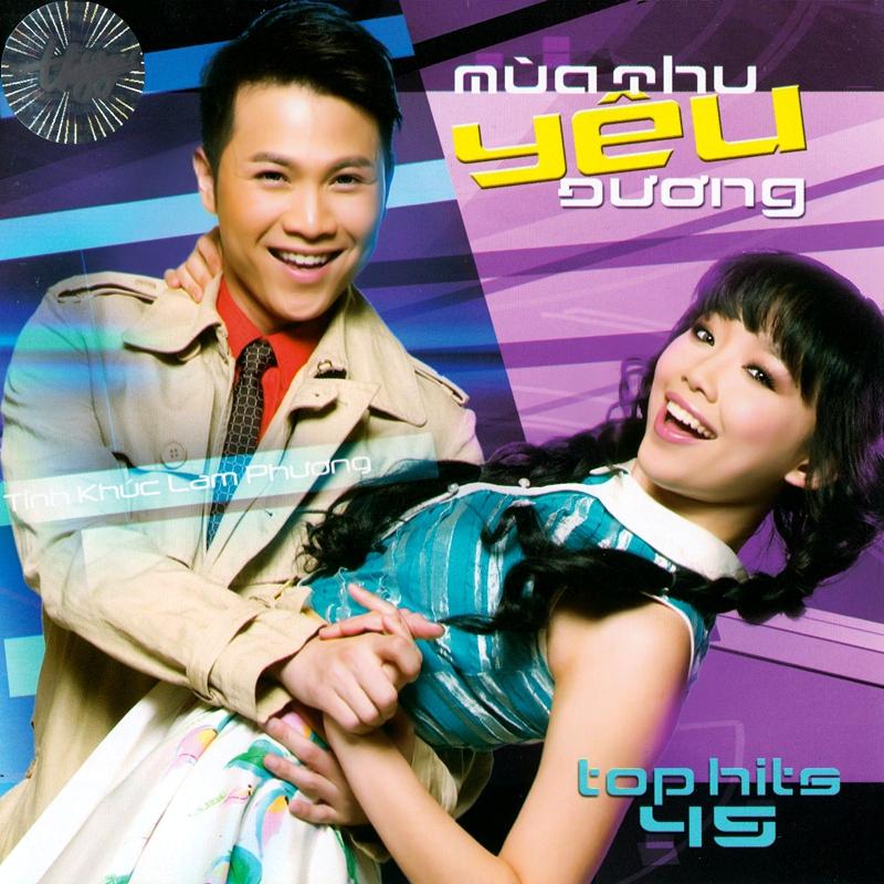 Thúy Nga CD490 - Mùa Thu Yêu Đương - Top Hits 45 (NRG)