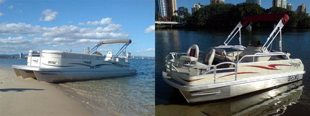 Ponton Boats