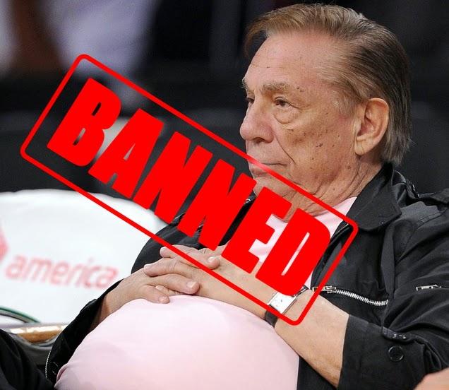 donald sterling life ban