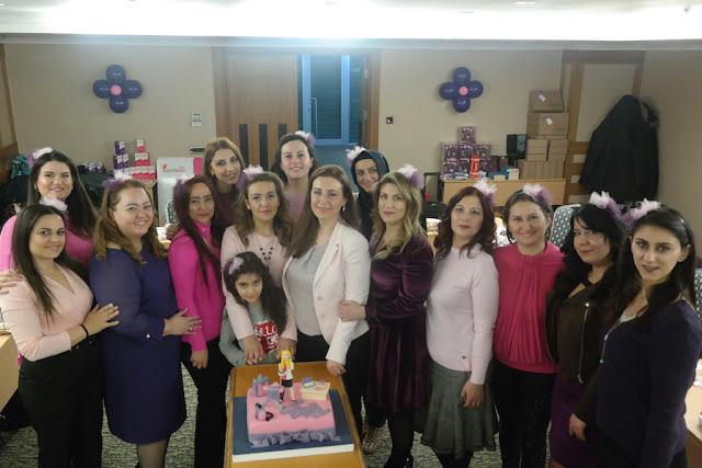 sosyalanneyim blog bir kadın bin hayat blogger etkinliği alsana pasta