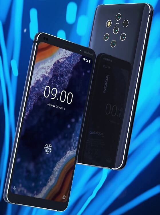 Alleged Key Features of Nokia 9 PureView Leaked