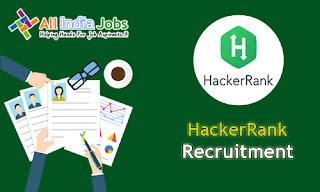 HackerRank Recruitment