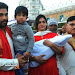 Allu arjun at Tiruapati-mini-thumb-3