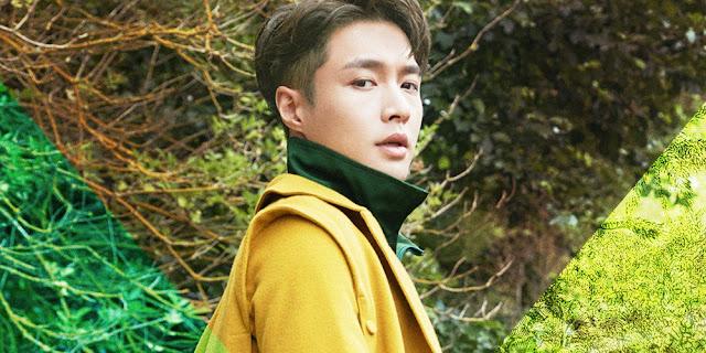 Lay EXO Membuat Debut di Amerika dengan Album 'NAMANANA'