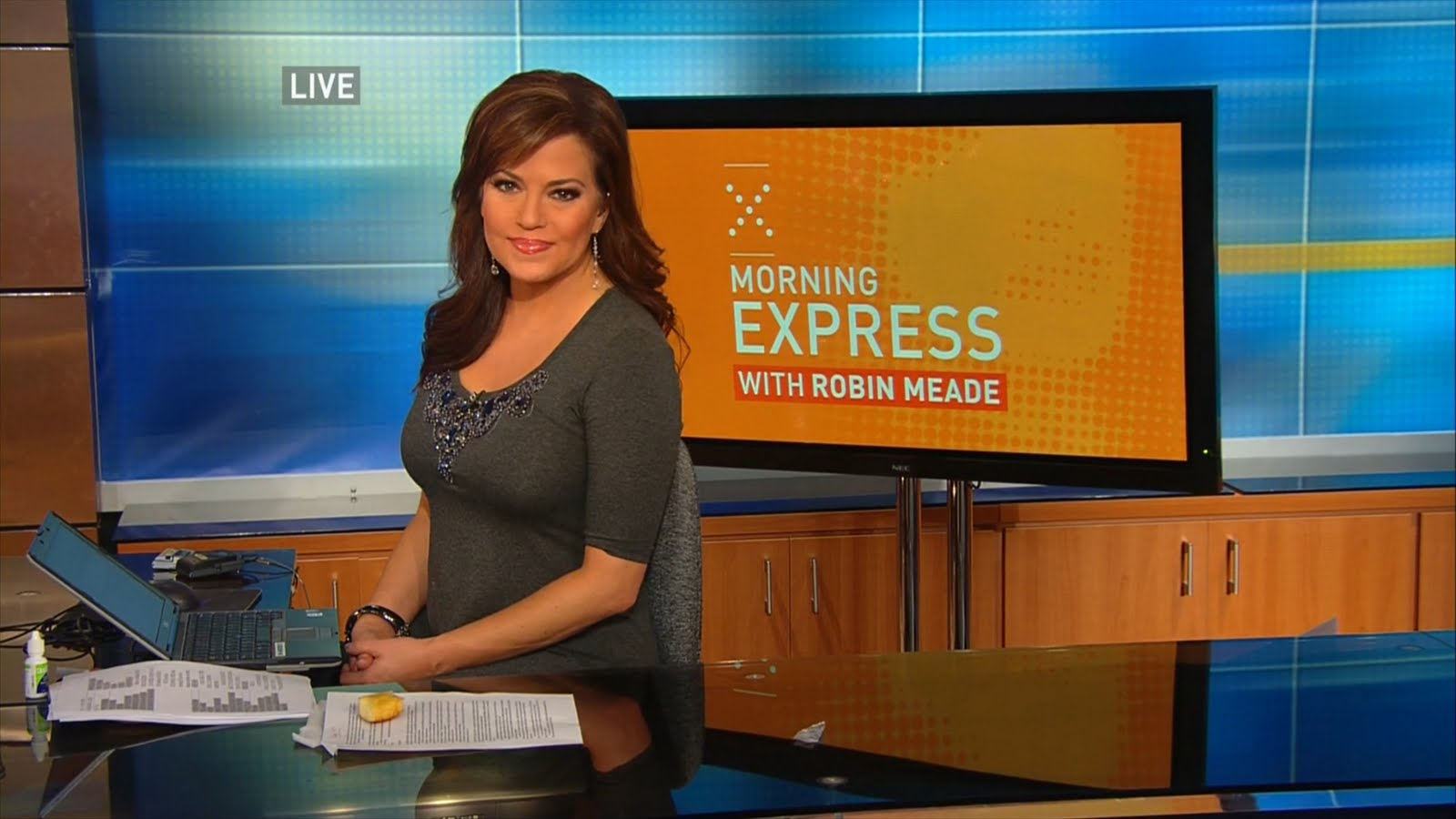 Fulle Circle Magazine 121 A Conversation With Robin Meade