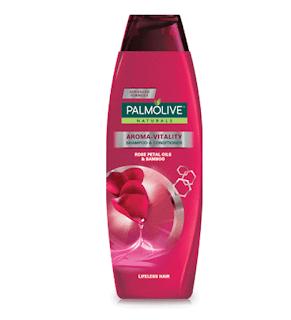Palmolive Naturals Aroma Vitality Shampoo 350 ML
