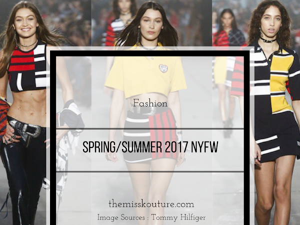 Spring/Summer 2017 New York Fashion Week