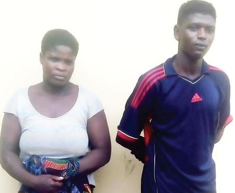 togolese woman chadian kidnap girl lagos