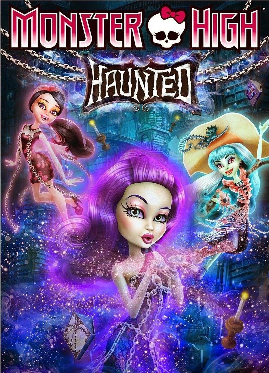 Monster High Haunted มอนสเตอร์ ไฮ หลอน [HD][พากย์ไทย]