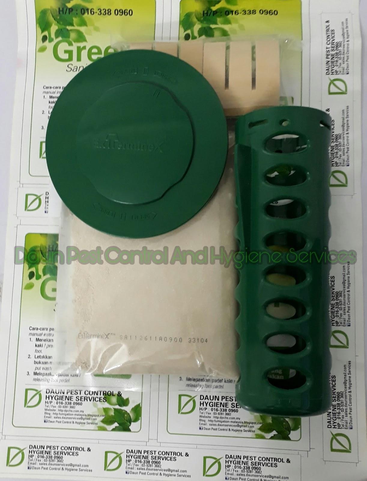 Daun Pest Control And Hygiene Services