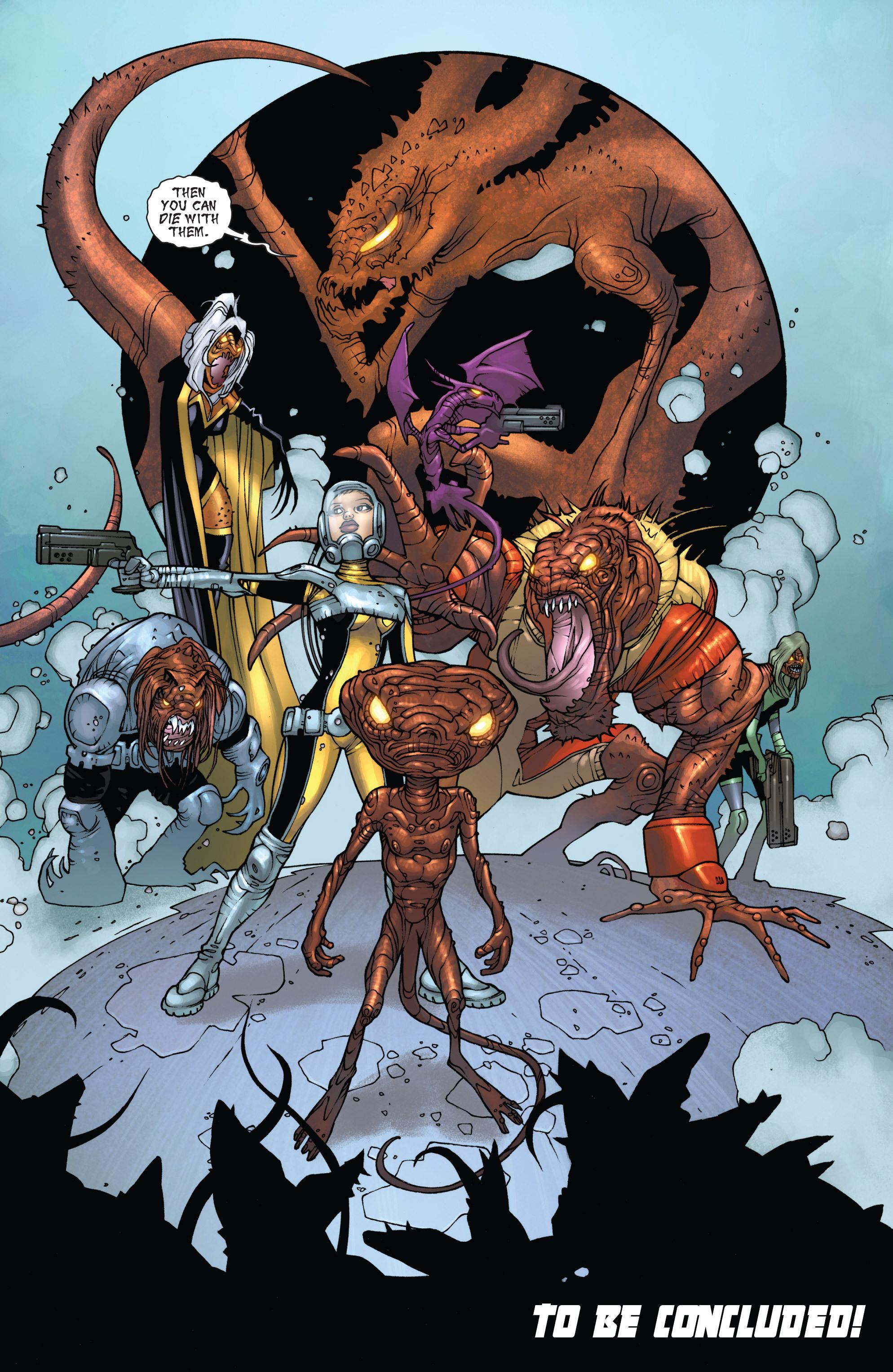 Read online Astonishing X-Men (2004) comic -  Issue #40 - 22