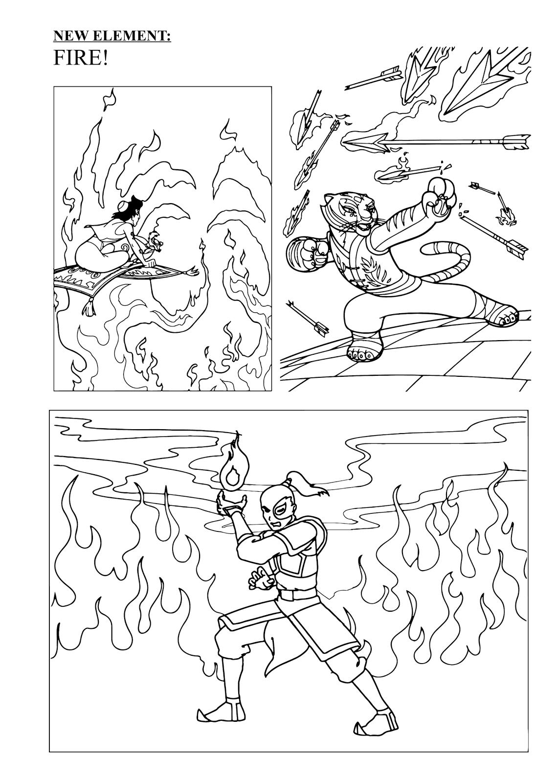 Páginas para colorear originales Original coloring pages: New ...