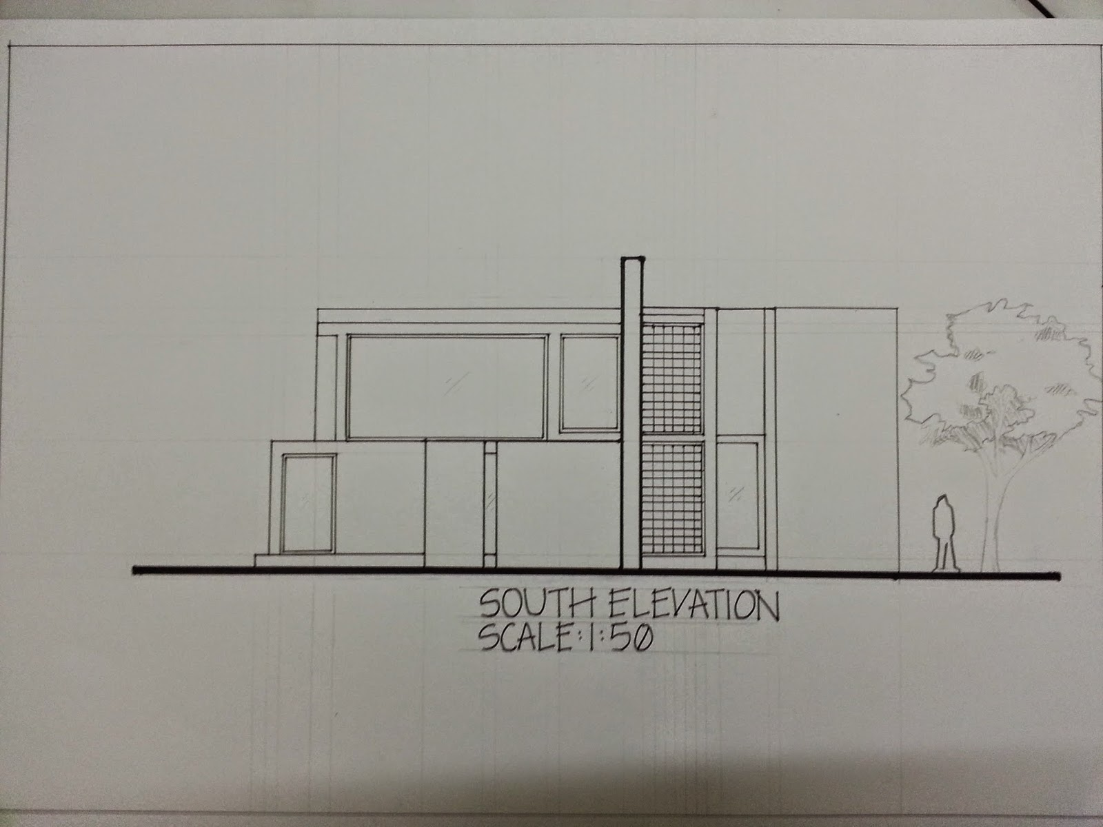 Yt Architecture Life Orthographic Projection