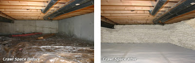Crawl Space Insulation - Southland Insulators