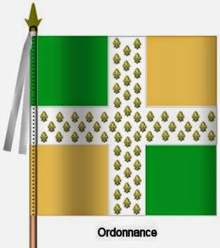 Le Royal - Artillerie Ordonnance Flag
