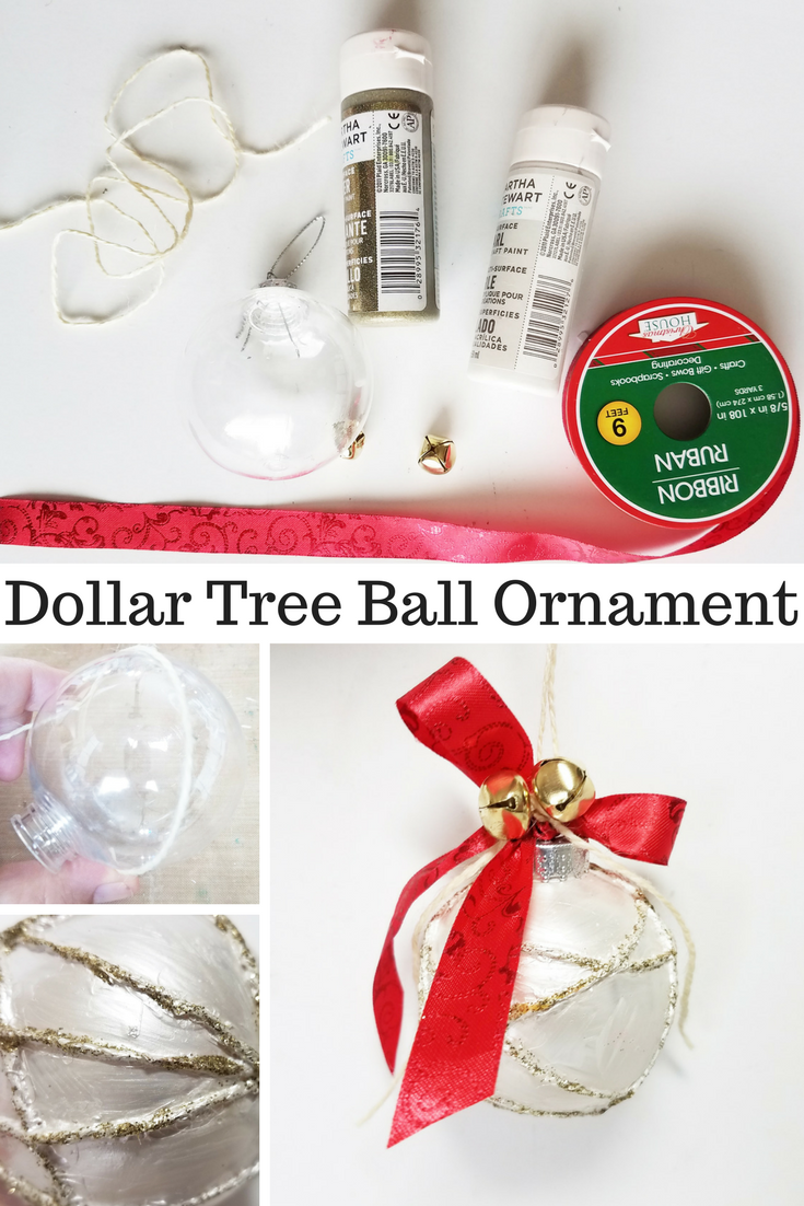 scraps of reflection: How to Make 3 EASY Christmas Ornaments Using ...
