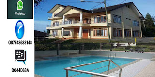 Villa Untuk Reuni di bANDUNG BARAT DENGAN KOLAM RENANG