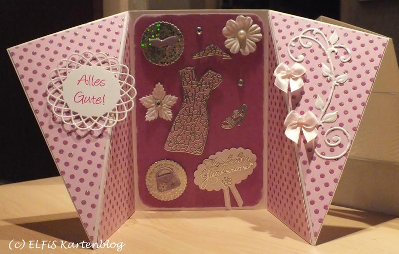 shopping karte ELFiS Kartenblog: Shopping Queen shopping karte