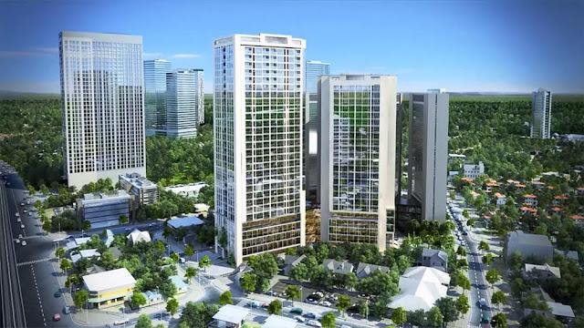 Dự án chung cư Mỹ Đình Plaza 2.