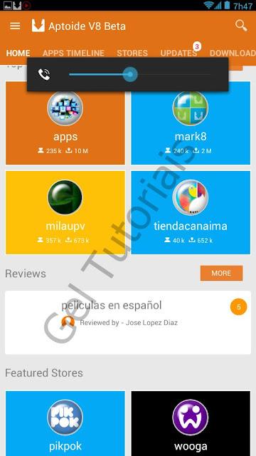 Aptoide 8 Beta v8.0.0.20161017 - Apk Full - Baixe Aplicativos Grátis da Play Store