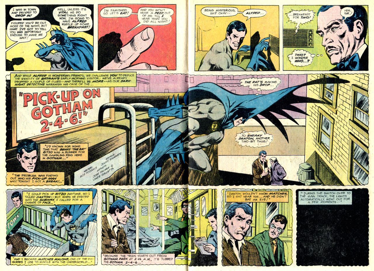 Detective Comics (1937) 467 Page 3